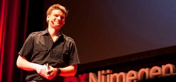 TEDxNijmegen 2013 Photo: Mirella Boot