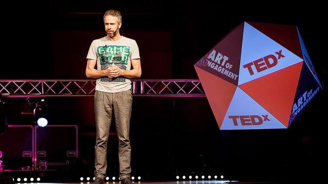 Bart Hufen TedX2016