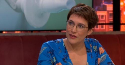 Rosanne Hertzberger bij Eva Jinek over covid, tests en vaccinaties