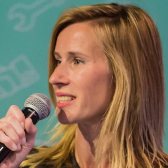 Katja Berkhout - Techilicious - #DineToDeal - 10 mei 2017 | © Verkijk