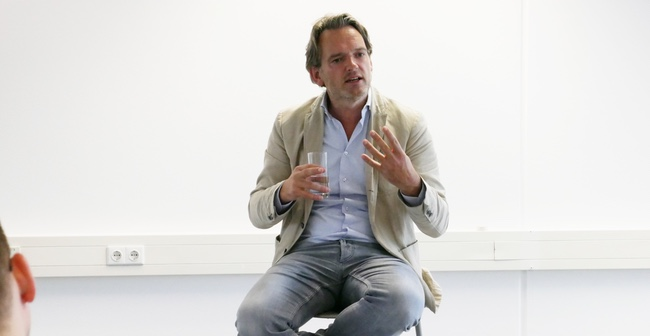 Johan van Mil Peak Capital