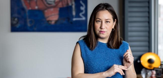 Mei Ling Tan spreker