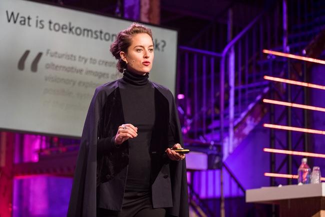 Tessa Cramer - Spreker