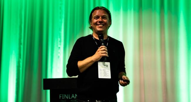 Antti Rantanen - Spreker
