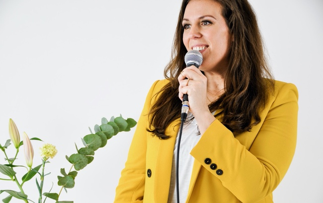 Emily Jacometti spreker