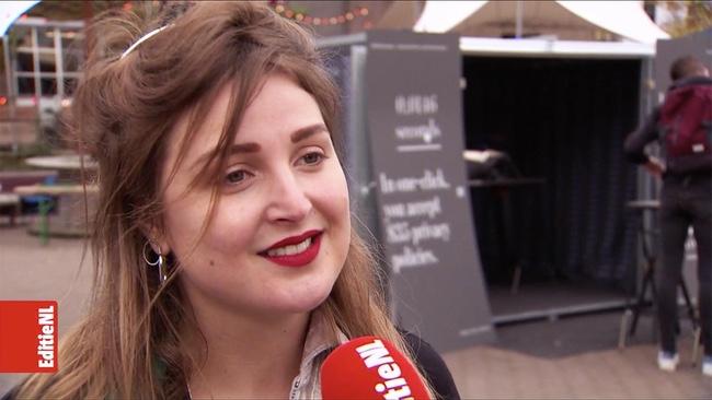 Julia Janssen spreker