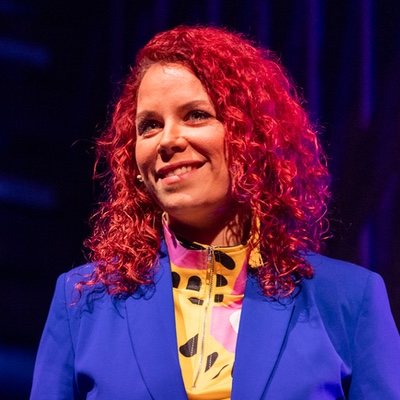 Rachel Levi - spreker
