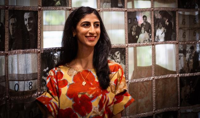 Faten Bushehri spreker
